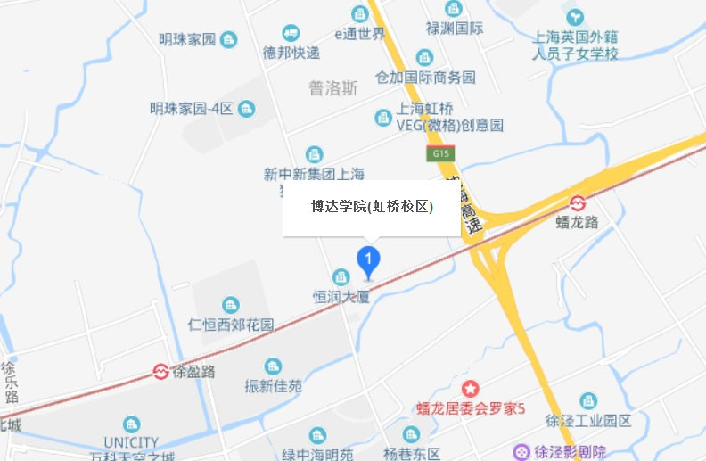 上海博达国际学校招生网